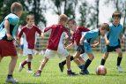 Nabór nowych zawodników. Mogą zgłaszać się osoby w wieku od 5. do 14. roku życia