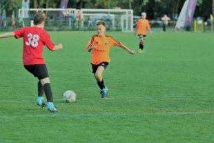 Grupa pomarańczowa uległa w drugiej kolejce rozgrywek drużynie Unia II Warszawa 3:4.