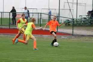 15 września grupa pomarańczowa 2005 pokonała Balkan Team 4:0
