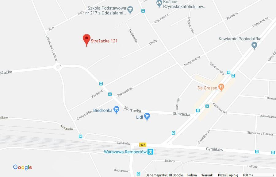 EsKadra - lokalizacja