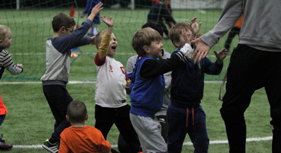 Trening grupy 2012