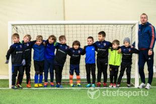 Rocznik 2011 w lidze zimowej Strefy Sportu
