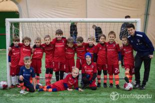 Rocznik 2012 po raz pierwszy w lidze zimowej Strefy Sportu