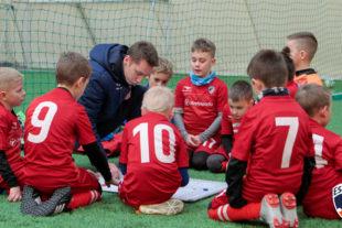 Kolejne spotkania Ligi Zimowej w wykonaniu rocznika 2012!