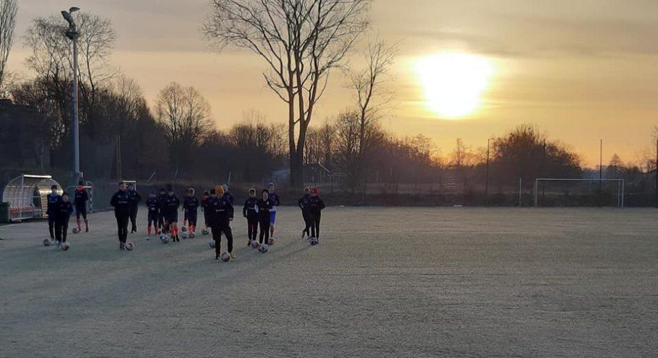 Obóz zimowy AP EsKadra w Łodzi