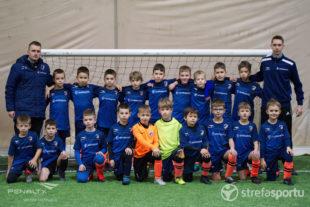 Rocznik 2011 w V Edycji Ligi Zimowej Strefy Sportu