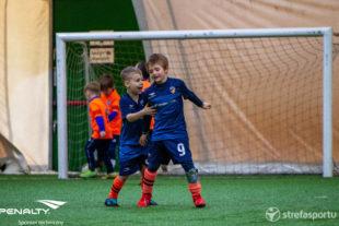 3 kolejka ligi zimowej w wykonaniu najmłodszych